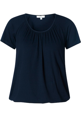BSIC by Yest T-Shirt »Yona«, Elastischer Bund am Saum kaufen