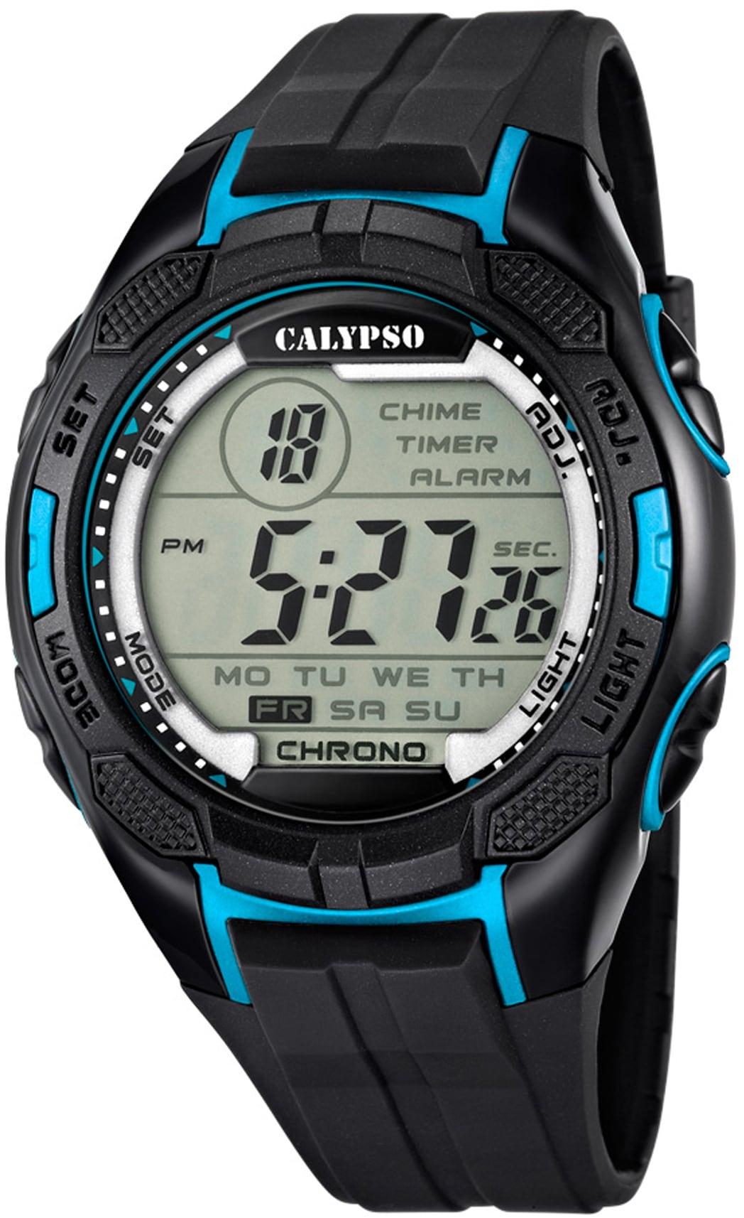 calypso watches -  Chronograph Digital For Man, K5627/2