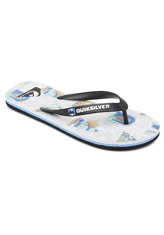 Quiksilver Sandale »Molokai Island Pulse« kaufen