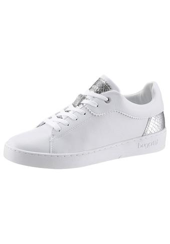 bugatti Sneaker »Fergie Eco«, mit Reptilienprägung an der Ferse kaufen