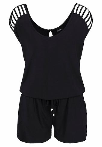 LASCANA Overall, mit tollen Schulterdetails kaufen