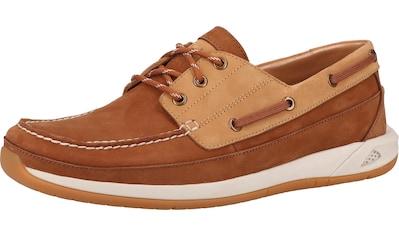 Clarks Schnürschuh »Nubukleder« kaufen