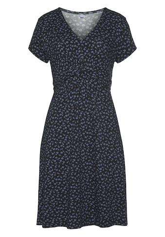 Vivance Jerseykleid, mit Blümchenprint kaufen