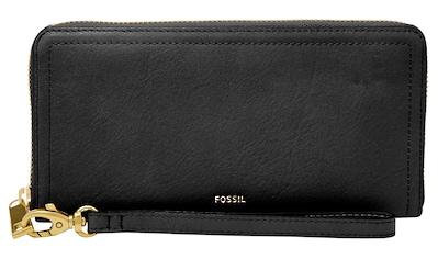 Fossil Geldbörse »Logan«, mit Handgelenkschlaufe kaufen