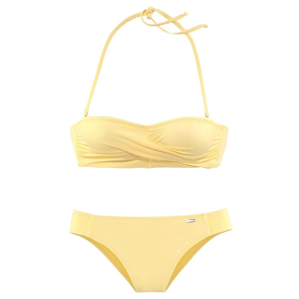 Buffalo Bandeau-Bikini