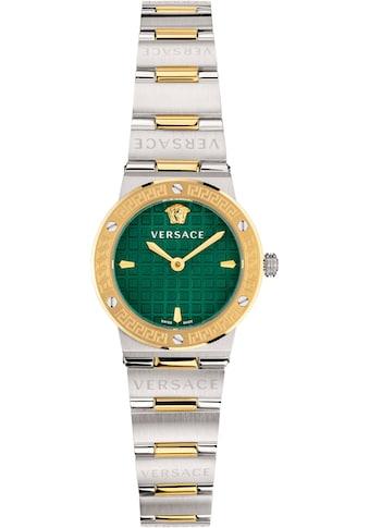 Versace Schweizer Uhr »GRECA LOGO MINI, VEZ100721« kaufen