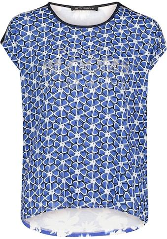 Betty Barclay Rundhalsshirt, im Mustermix -NEUE KOLLEKTION kaufen
