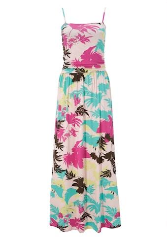 Aniston CASUAL Sommerkleid, mit abnehmbaren, verstellbaren Trägern kaufen
