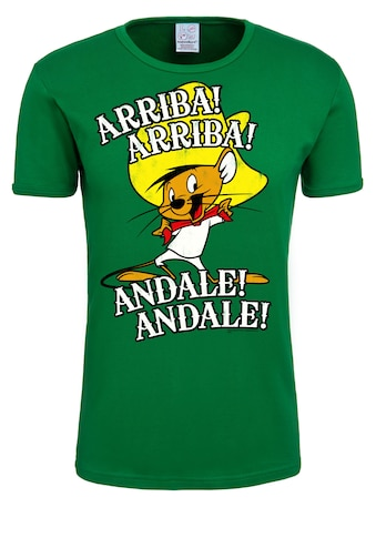 LOGOSHIRT T-Shirt »Looney Tunes – Arriba! Andale!«, mit lizenzierten Originaldesign kaufen