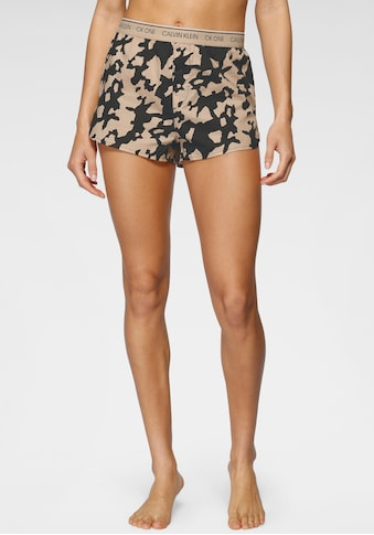 Calvin Klein Pyjamashorts, mit Camouflage-Muster kaufen