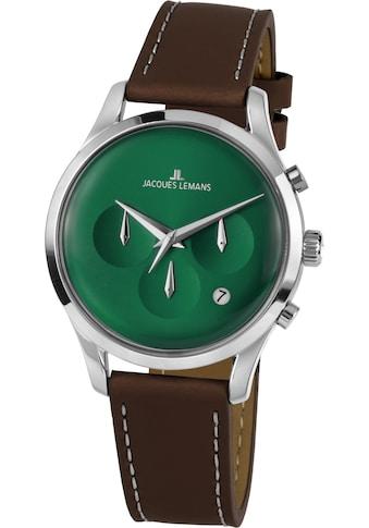 Jacques Lemans Chronograph »Retro Classic, 1-2067D« kaufen