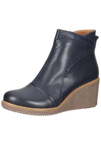 COSMOS Comfort Keilstiefelette »Leder« kaufen