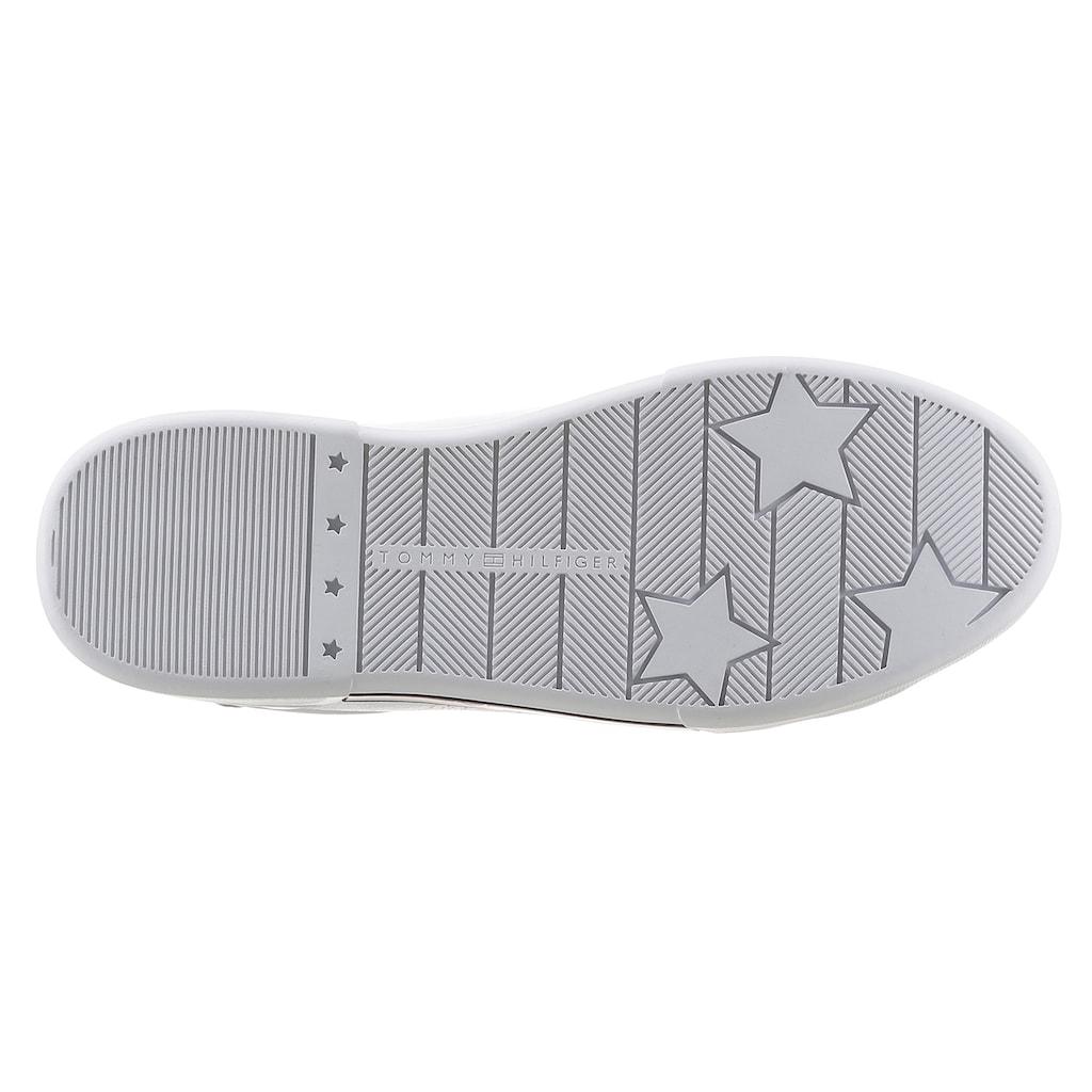 Tommy Hilfiger Sneaker »HILFIGER ELEVATED SENEAKER«, mit Logoschriftzug