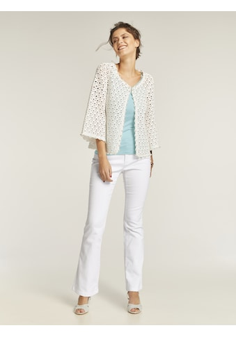 LINEA TESINI by Heine Bootcut-Jeans, mit Push-up Effekt kaufen