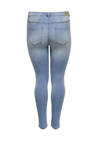 ONLY CARMAKOMA Slim-fit-Jeans »Augusta«, High Waist kaufen