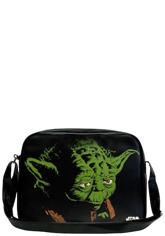 LOGOSHIRT Umhängetasche mit coolem Yoda-Frontprint kaufen