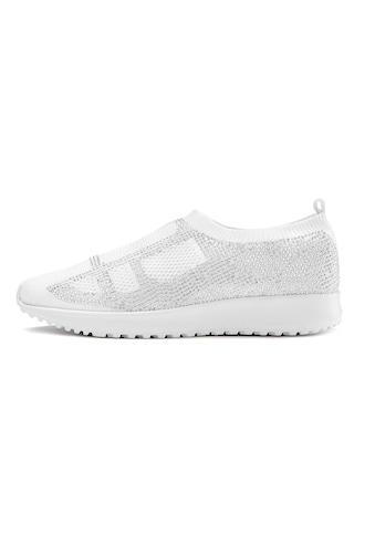 LASCANA Sneaker, Slip-In mit kleinen Strasssteinen und ultraleichter Sohle kaufen