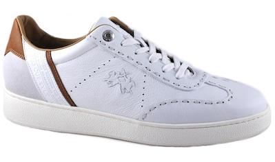 La Martina Sneaker »Made in Italy«, mit gepolstertem Schaftrand kaufen