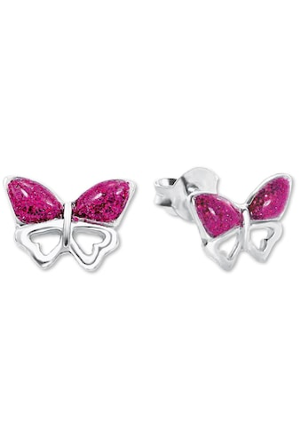 Amor Paar Ohrstecker »Schmetterling, 2021289« kaufen