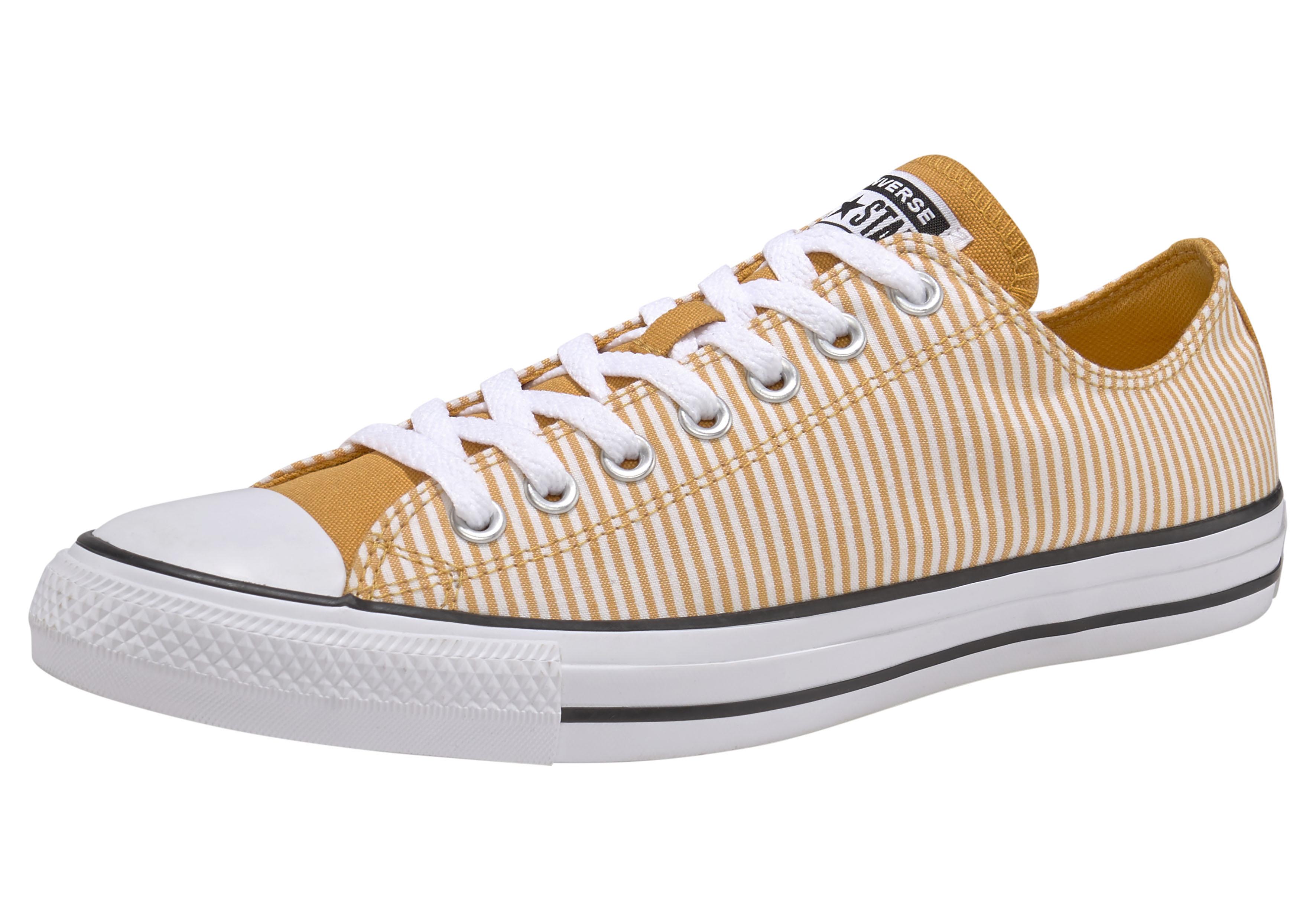 Converse Sneaker Chuck Taylor All Star Ox Stripes