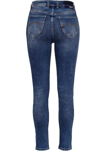 Freeman T. Porter Slim-fit-Jeans »Meryle«, mit 4-Knopf-Verschluss kaufen