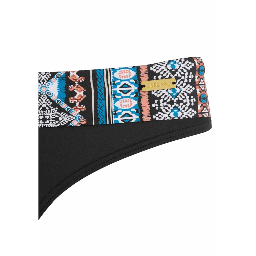 LASCANA Bikini-Hose »Marrakesh«