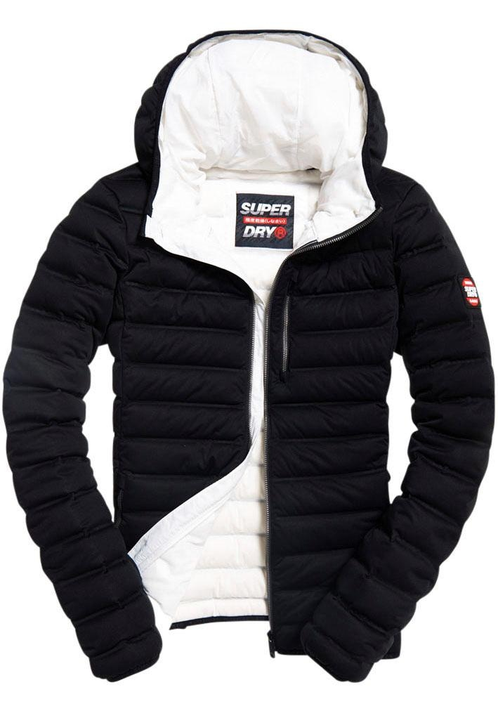 online store 8d34c f5989 Superdry Steppjacke »CONTAK DOWN STRETCH JACKET«