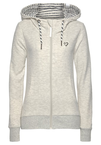 Alife & Kickin Sweatjacke »JessyAK«, mit großem Logoprint auf den Ärmeln & schönen... kaufen