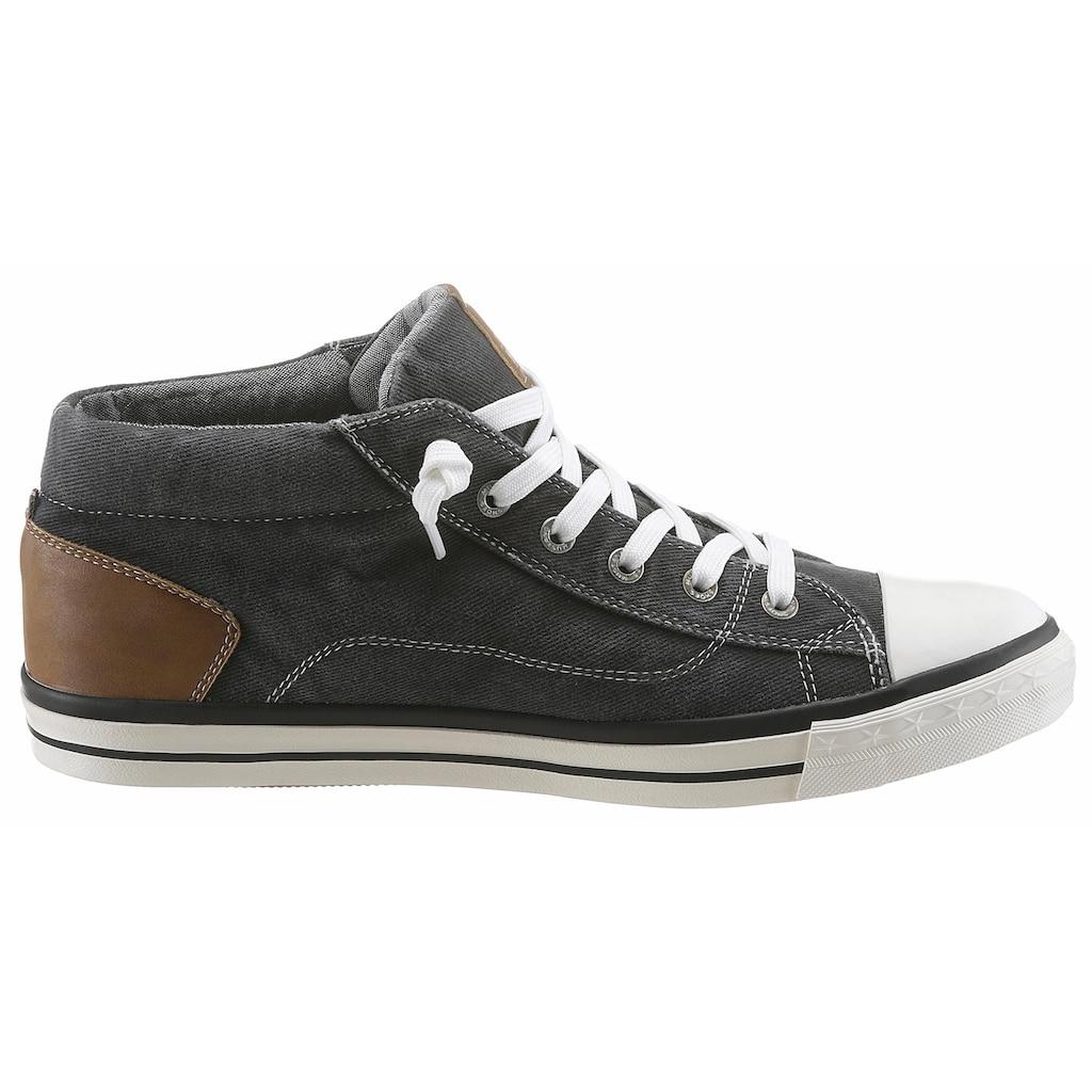 Mustang Shoes Sneaker, mit Logoprägung