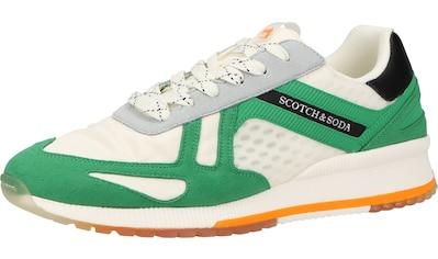Scotch & Soda Sneaker »Veolurs/Textil/Synthetik« kaufen