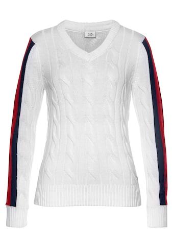 H.I.S V - Ausschnitt - Pullover kaufen