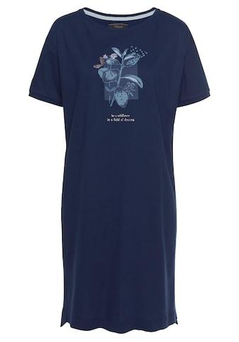 Triumph Nachthemd, mit floralen Frontdruck kaufen