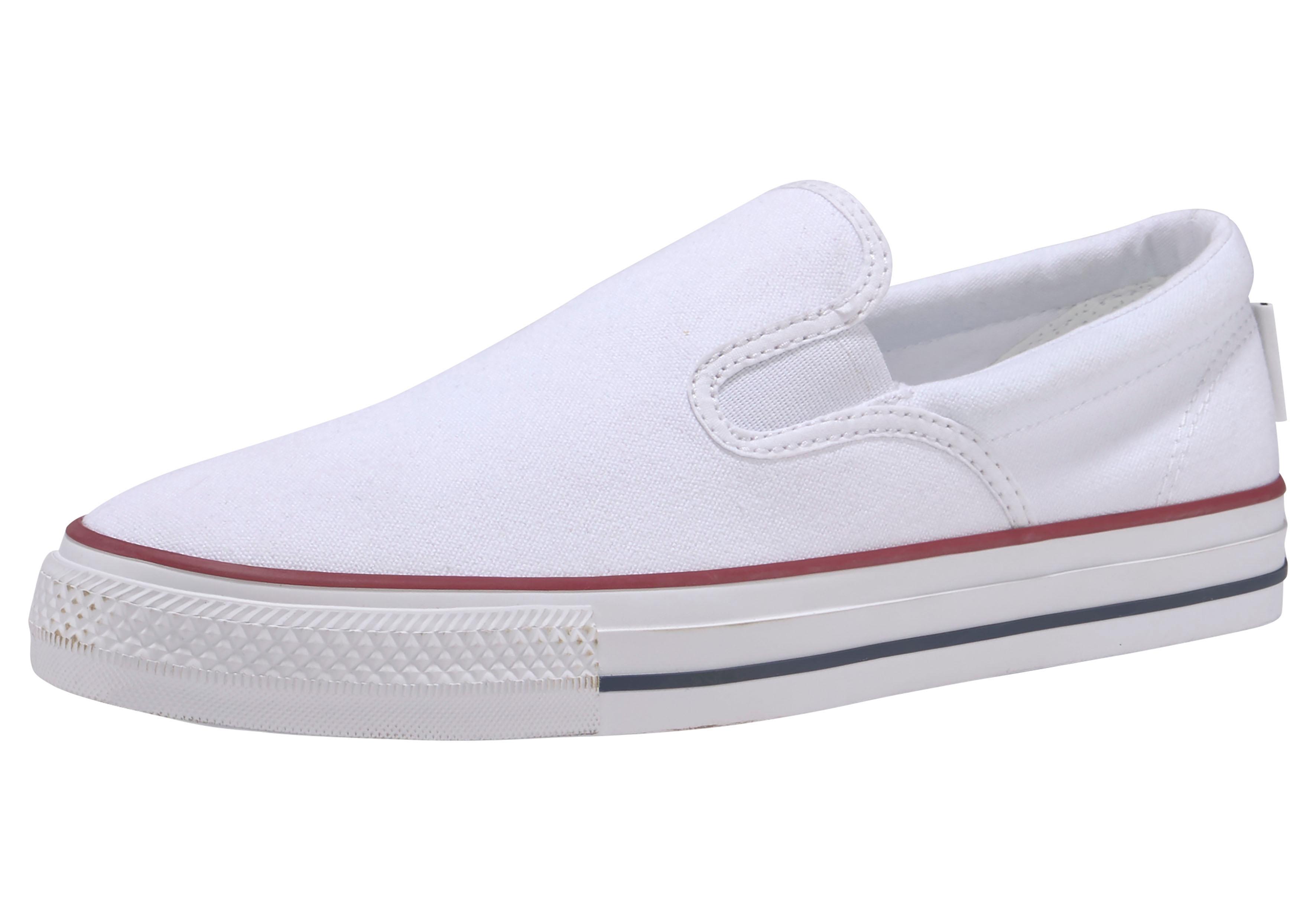 Converse Sneaker Chuck Taylor All Star Double Gore Slip Ox