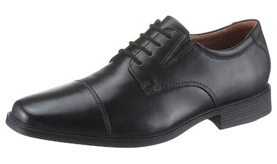 Clarks Schnürschuh »Tilden Cap« kaufen