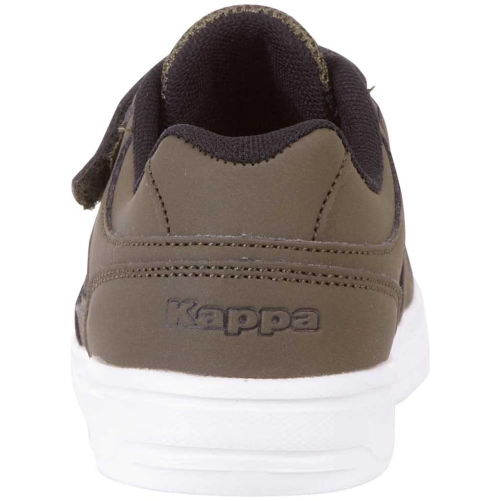 Kappa Sneaker »DALTON ICE TEENS«, mit praktischem Klettverschluss &amp; Elastikschn&uuml;rung<br />