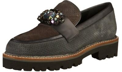 GADEA Slipper »Leder« kaufen