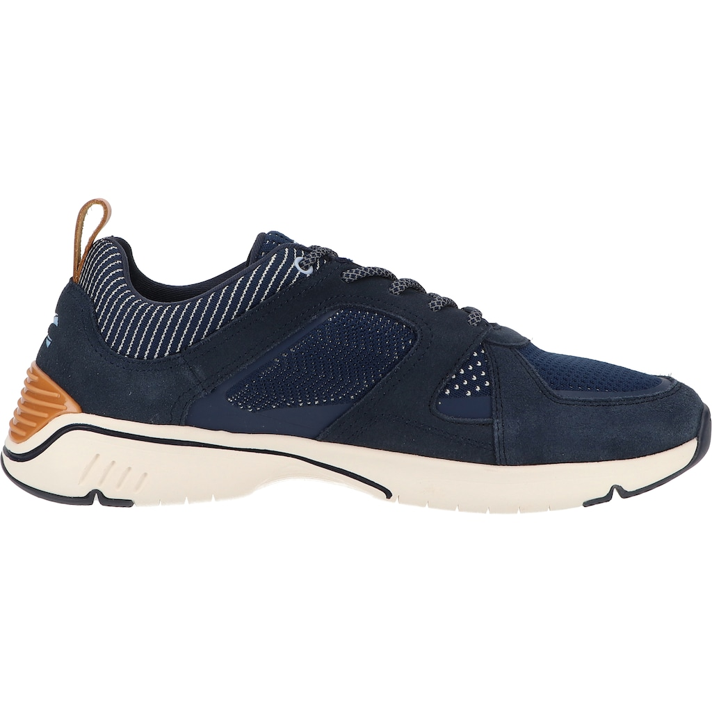camel active Sneaker »Veolurs/Textil/Synthetik«
