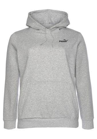 PUMA Kapuzensweatshirt »ESS Small Logo Hoodie FL PLUS« kaufen