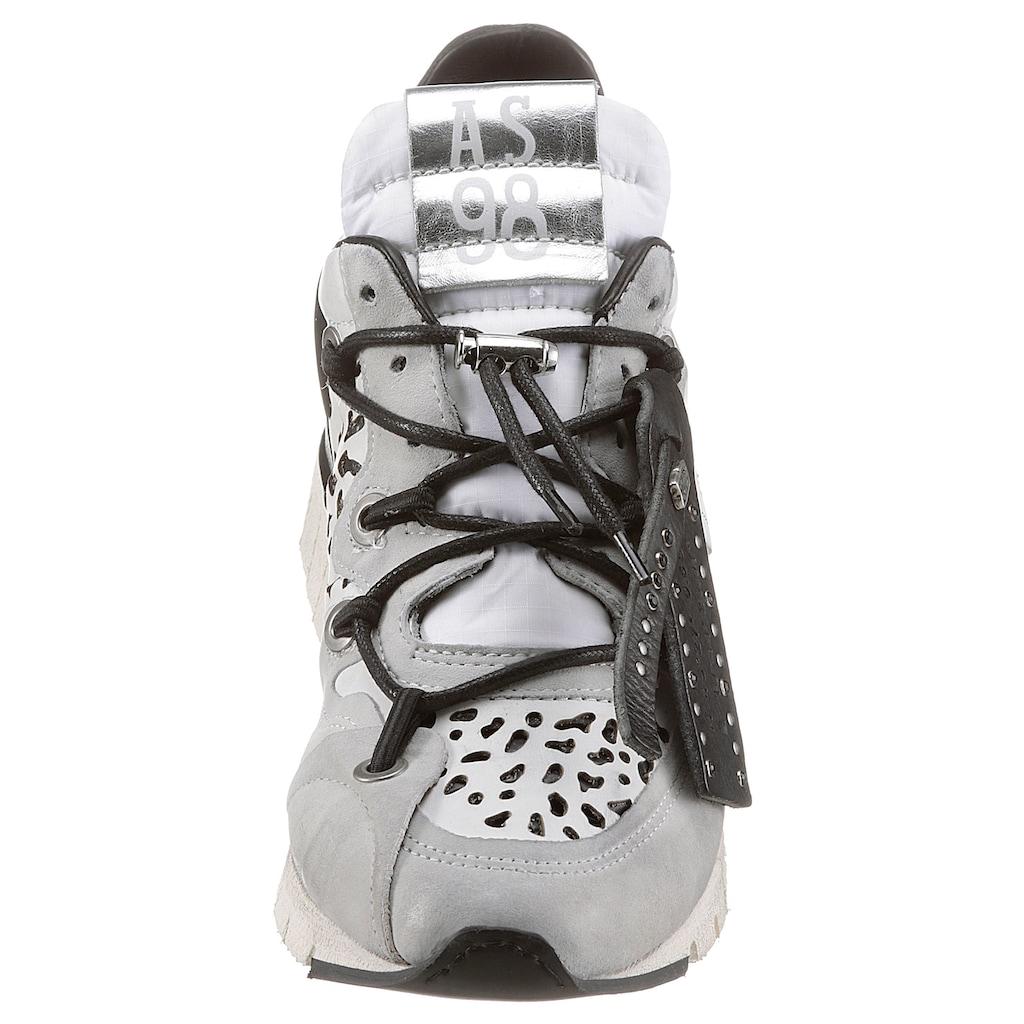 A.S.98 Keilsneaker »DENASTR«, mit Cut Out´s