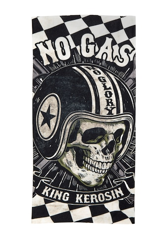 KingKerosin Multifunktionstuch »No Gas no Glory« kaufen