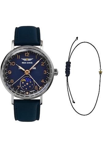 IRON ANNIE Quarzuhr »Amazonas, 5977-4_GWP«, (Set, 2 tlg., Uhr mit Sternarmband) kaufen
