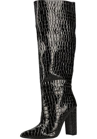 STEVE MADDEN High - Heel - Stiefel »Lederimitat« kaufen