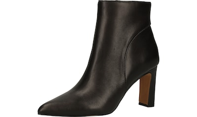 Steven New York High-Heel-Stiefelette »Leder« kaufen