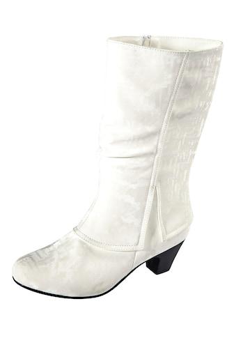 Liva Loop Stiefel, aus changierendem Softmaterial kaufen
