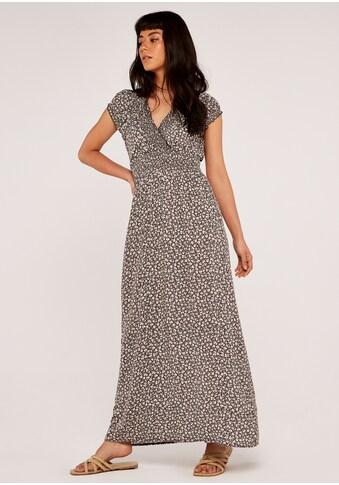 Apricot Maxikleid »Micro Ditsy Smock Maxi Dress«, mit Smockband kaufen
