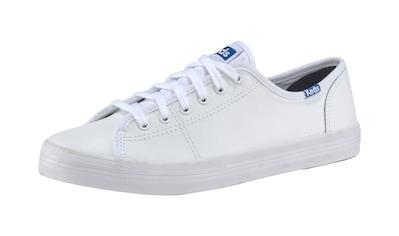 Keds Sneaker »Kickstart Leather« kaufen