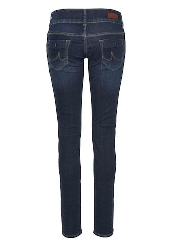 LTB Slim-fit-Jeans »MOLLY«, mit doppelter Knopfleiste & Stretch kaufen