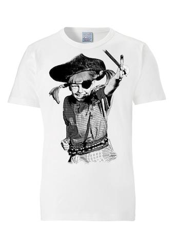 LOGOSHIRT T-Shirt »Pippi Langstrumpf – Pirat«, mit lizenziertem Originaldesign kaufen