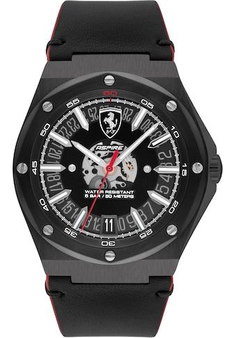 Scuderia Ferrari Quarzuhr »Aspire, 0830845« kaufen