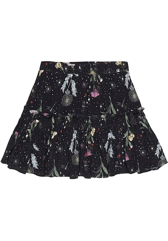 Mavi Minirock »PRINTED MINI SKIRT«, mit stylischen Blumenmuster kaufen